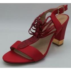 Chaussure ouverte a talon