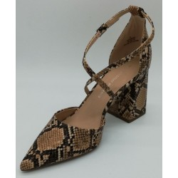 copy of Chaussure à talon cuir